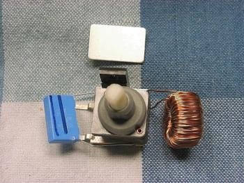 Dimmer components (unmodified)